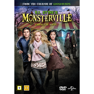 RL Stines Monsterville: Cabinet Of Souls (DVD)