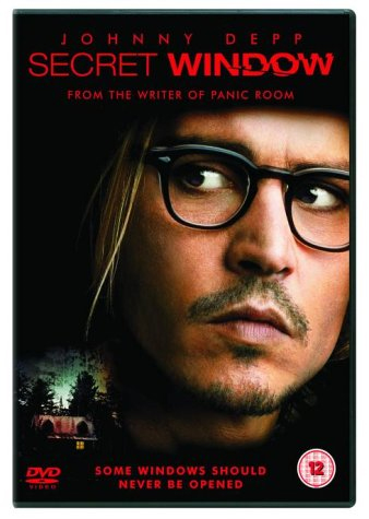 Secret Window (UK-import) (DVD)