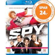 Spy - Extended Cut (BLU-RAY)
