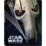 Star Wars - Episode 3 - Sithene Tar Hevn - Limited Steelbook Edition (BLU-RAY)