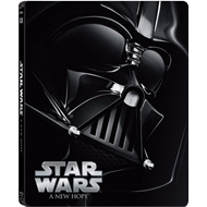 Star Wars - Episode 4 - Et Nytt Håp - Limited Steelbook Edition (BLU-RAY)