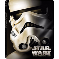 Star Wars - Episode 5 - Imperiet Slår Tilbake - Limited Steelbook Edition (BLU-RAY)