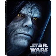 Star Wars - Episode 6 - Jediridderen Vender Tilbake - Limited Steelbook Edition (BLU-RAY)