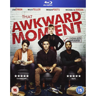 That Awkward Moment (UK-import) (BLU-RAY)