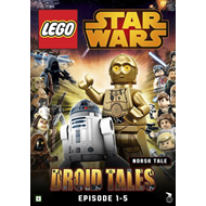 LEGO Star Wars - Droid Tales - Episode 1 - 5 (DVD)