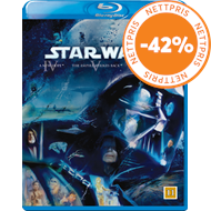 Produktbilde for Star Wars - The Original Trilogy (BLU-RAY)