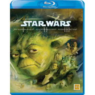 Star Wars - The Prequel Trilogy (BLU-RAY)