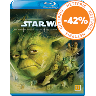 Produktbilde for Star Wars - The Prequel Trilogy (BLU-RAY)