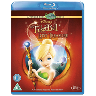 Tinker Bell And The Lost Treasure (UK-import) (BLU-RAY)