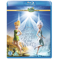 Tinkerbell And The Secret Of The Wings (UK-import) (BLU-RAY)