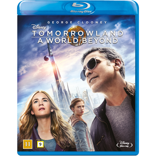 Tomorrowland - A World Beyond (BLU-RAY)