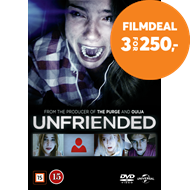 Produktbilde for Unfriended (DVD)