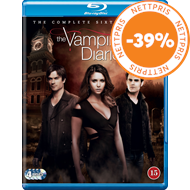 Produktbilde for The Vampire Diaries - Sesong 6 (BLU-RAY)