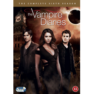 The Vampire Diaries - Sesong 6 (DVD)