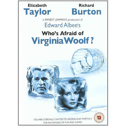 """a review of edward albees whos afraid of virginia woolf Three years earlier the unknown edward albee had to go to berlin,  his cruelest  reviews, wrote that """"three tall women"""", which earned albee his third  our own  pentacle, which is presenting """"who's afraid of virginia woolf."""