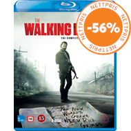 Produktbilde for The Walking Dead - Sesong 5 (BLU-RAY)