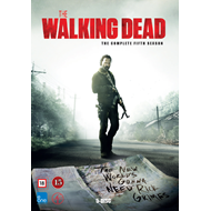 Produktbilde for The Walking Dead - Sesong 5 (DVD)