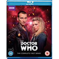Doctor Who - Sesong 1 (UK-import) (BLU-RAY)