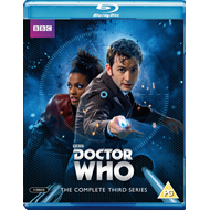 Doctor Who - Sesong 3 (UK-import) (BLU-RAY)