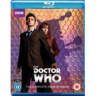 Doctor Who - Sesong 4 (UK-import) (BLU-RAY)