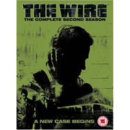 The Wire - Sesong 2 (UK-import) (DVD)