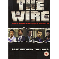 The Wire - Sesong 5 (UK-import) (DVD)