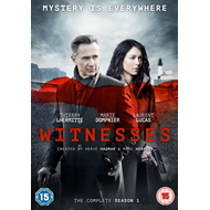 Witnesses  - Sesong 1 (UK-import) (DVD)