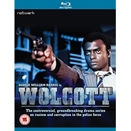Wolcott - The Complete Series (UK-import) (BLU-RAY)
