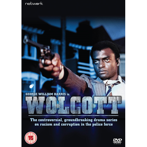 Wolcott - The Complete Series (UK-import) (DVD)