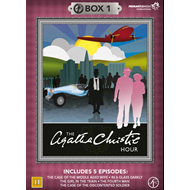 The Agatha Christie Hour - Vol. 1 (DVD)