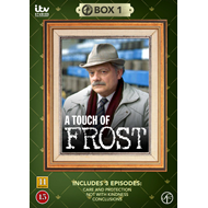 A Touch Of Frost - Box 1 (DVD)