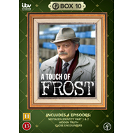 A Touch Of Frost - Box 10 (DVD)