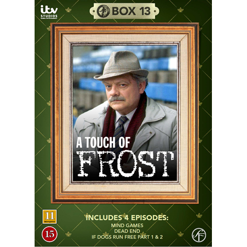 A Touch Of Frost - Box 13 (DVD)