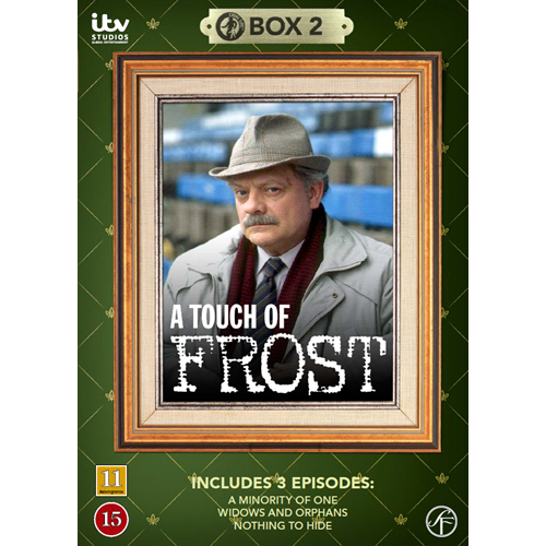 A Touch Of Frost - Box 2 (DVD)