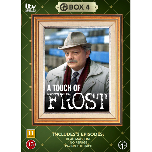 A Touch Of Frost - Box 4 (DVD)