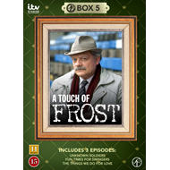 A Touch Of Frost - Box 5 (DVD)