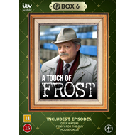 A Touch Of Frost - Box 6 (DVD)