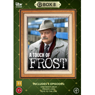 A Touch Of Frost - Box 8 (DVD)