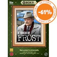Produktbilde for A Touch Of Frost - Box 9 (DVD)