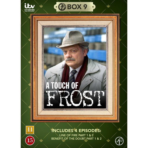 A Touch Of Frost - Box 9 (DVD)