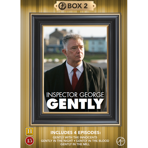 Inspector George Gently - Box 2 (DVD)