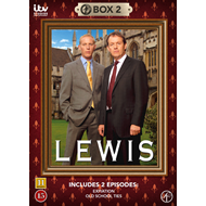 Lewis - Collection 2 (DVD)