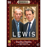 Lewis - Collection 4 (DVD)