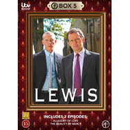 Lewis - Collection 5 (DVD)