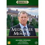 Midsomer Murders - Box 11 (DVD)