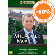 Midsomer Murders - Box 12 (DVD)