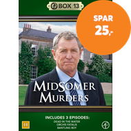 Produktbilde for Midsomer Murders - Box 13 (DVD)