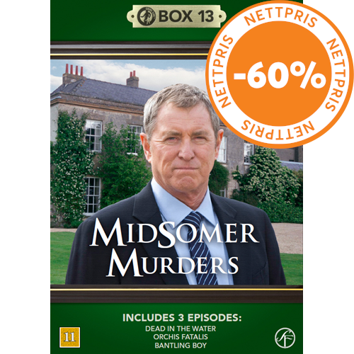 Midsomer Murders - Box 13 (DVD)