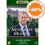 Midsomer Murders - Box 14 (DVD)
