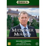 Midsomer Murders - Box 16 (DVD)